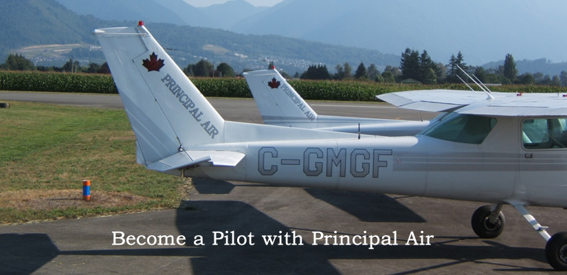 Learn to fly With Principal Air